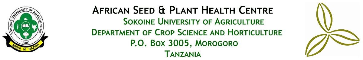 The African Seed and Plant Health Centre (AfSPHC)